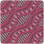 Jacquard Tricot  Muster