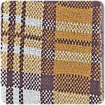 Jacquard Tricot  Helle schottenkaro