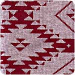 Jacquard Tricot  Ethnic pattern
